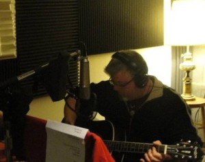 Tom Cashman Biography - In the Studio